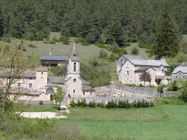 Village de La Capelle -La Canourgue - Lozère