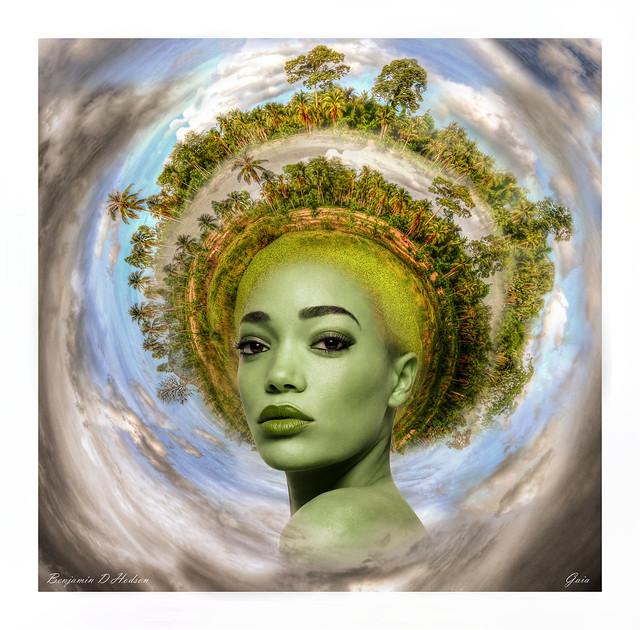 A Portrait of Gaia