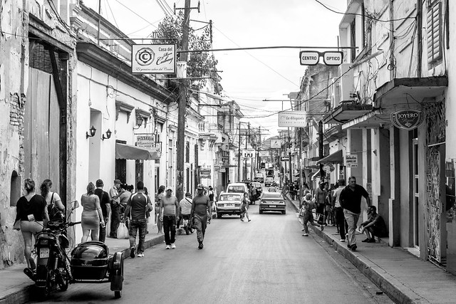 Rue à Santa Clara - Cuba (Explored)