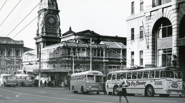 Exchange Traffic 1965