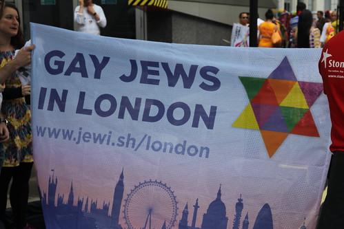 Gay Jews In London © Francois Lubbe @HotSaltBeef | by HotSaltBeef&Mustard