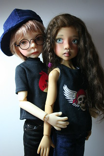 Maurice and Hope | by Pathy's Dolls