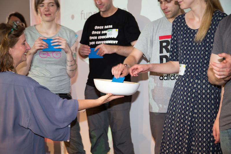Coding da Vinci - Der Kultur-Hackathon (Preisverleihung)