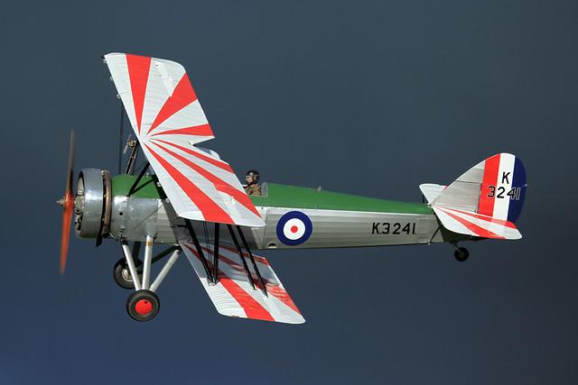 Avro Tutor K3241