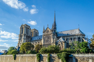 Notre Dame | by anyulled