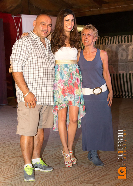 Presentano Miss Italia Night