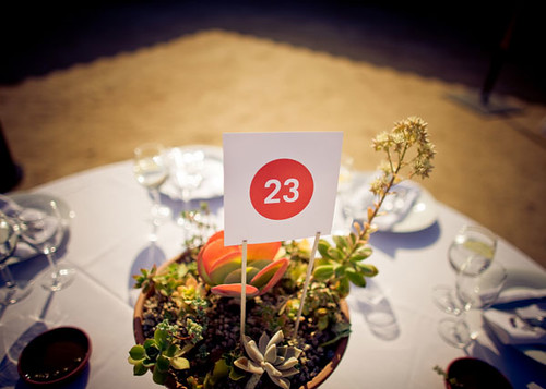 Wedding Table Markers   by sikelianos