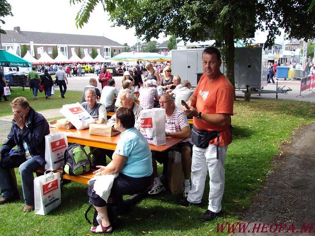 19-07-2009    Aan komst & Vlaggenparade (10)