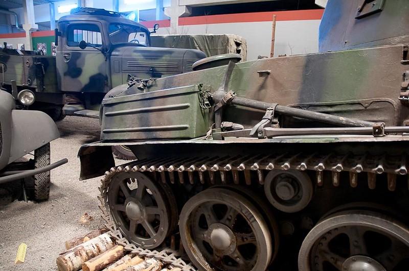 Stridsvagn m-38 2