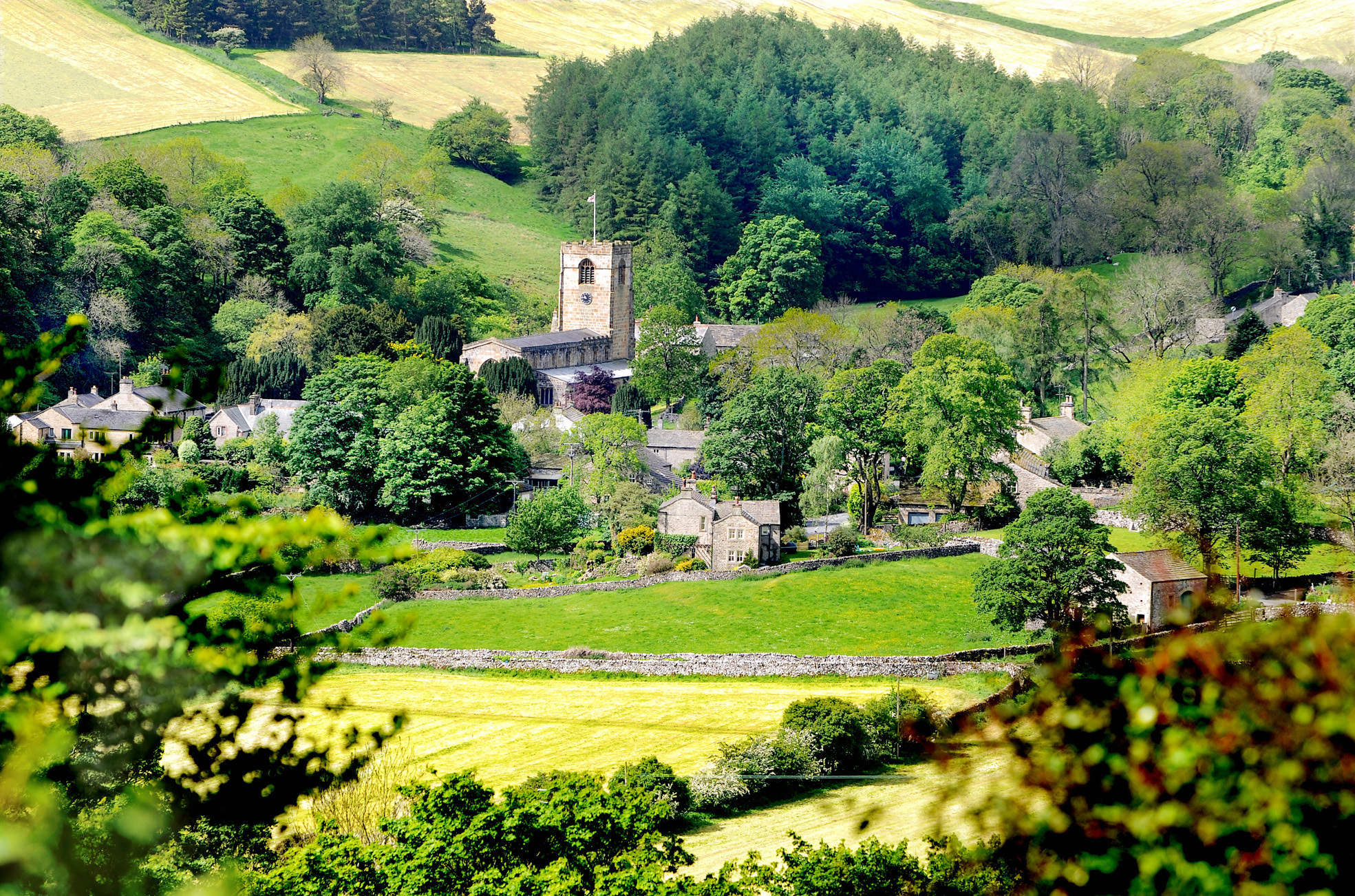 St Michael the Archangel, Kirkby in Malhamdale, Yorkshire