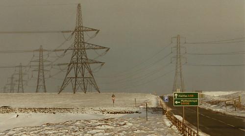 Blackstone Edge Pylons