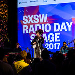 Fri, 17/03/2017 - 4:29pm - Valerie June Live at SXSW Radio Day Stage Powered by VuHaus 3.17.17 photographer: Sarah Burns