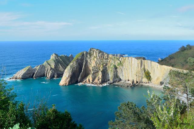 Playa del Silencio (Asturias)  Spain