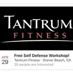 Free Self Defense Workshop!! %uD83D%uDE0E%uD83D%uDCAALearn some self defense tactics to protect yourself! Patty Hunt from the Sleeping Dragon Dojo will be demonstrating  different hand strikes, knees and which ones are more effective for us.  We will also lea