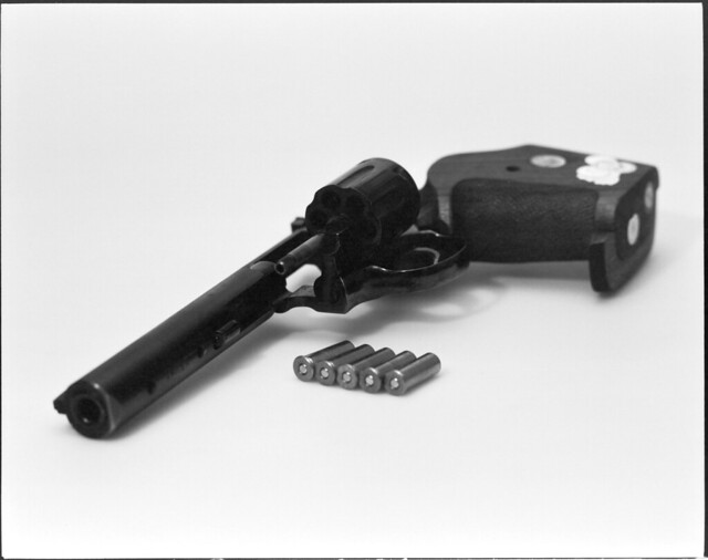 Gun Play: Smith & Wesson K-14 Masterpiece - .38 Special