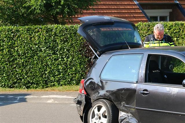 Ongeval Gieterveen 15 juni 2015