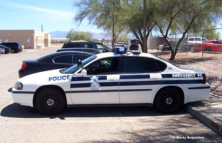 Davis-Monthan AFB Security Police