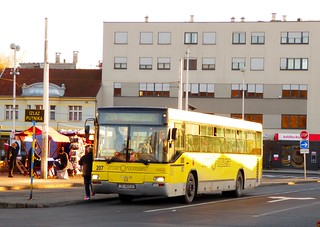 Aut Turist 2017 (ZG 4052 AI) at Črnomerec, Zagreb - 29th December 2016 | by Alex-397