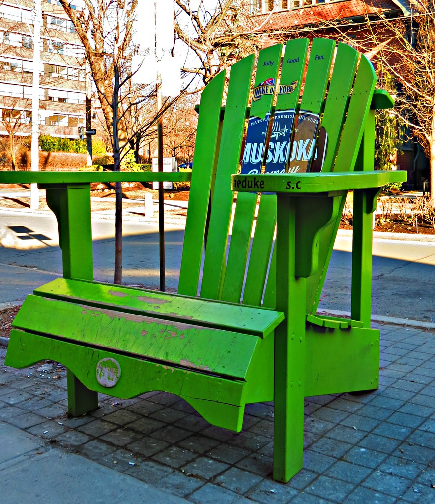 Incredible Gigantic Muskoka Chair Duke Of York Toronto On Snuffy Gmtry Best Dining Table And Chair Ideas Images Gmtryco