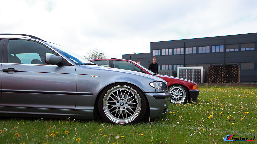 Bmw E46 Touring Bbs Lm Replica Laylow 2014 Canon Eos 5 Flickr