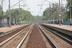 Mrozów train station 25.04.2014
