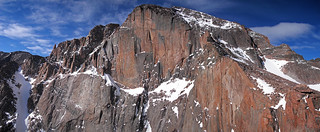 The Diamond, Longs Peak | by longrangerjustin