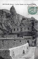 Les Pilles carte postale1905