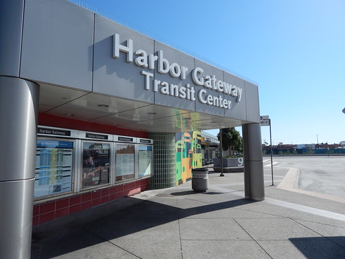 Harbor Gateway Transit Center | by James Fujita