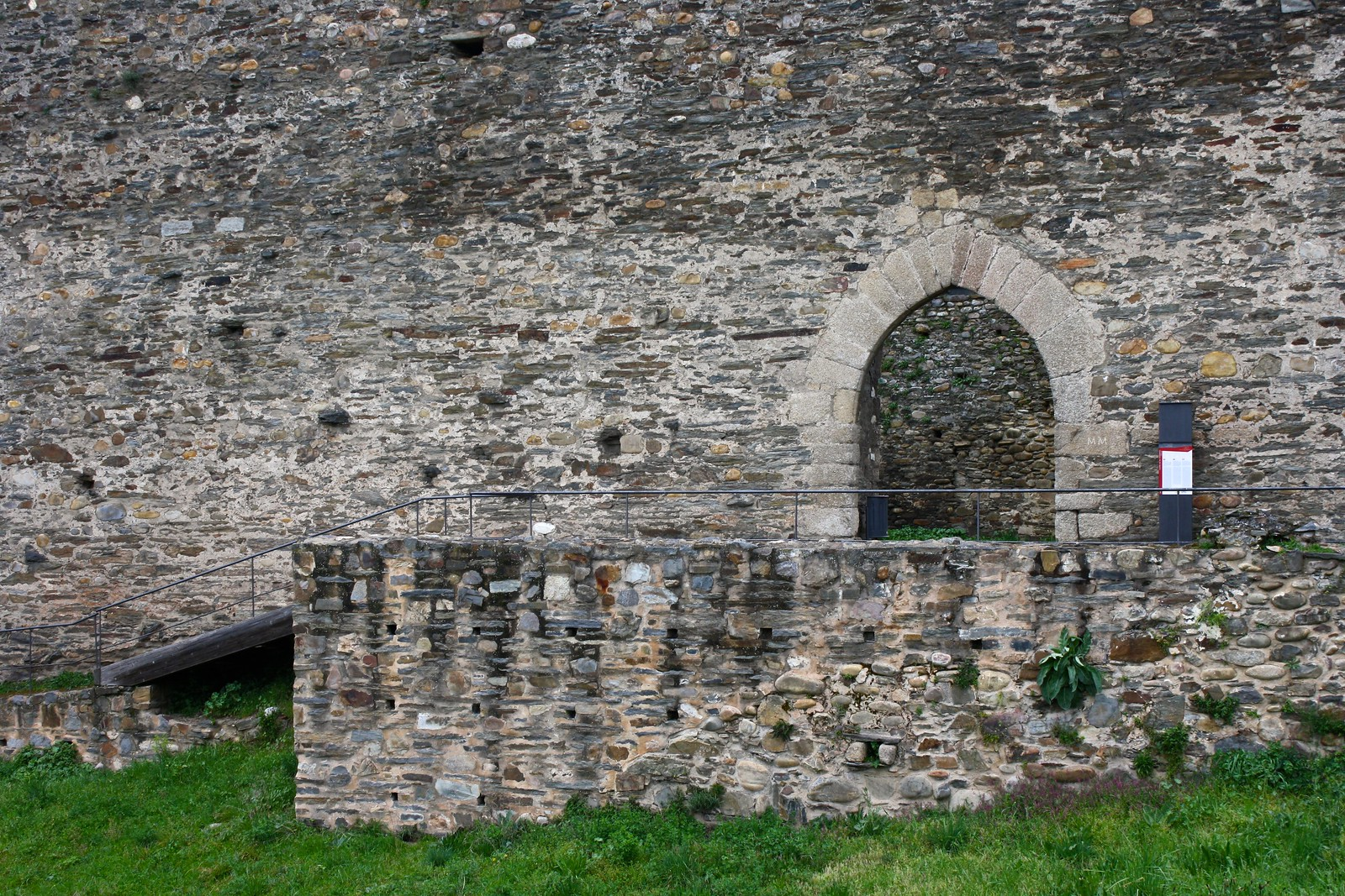 Knights Templar Castle, Ponferrada, Spain