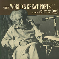 Ezra Pound ‎– Ezra Pound Reads His Cantos