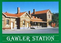 Gawler postcards (5)