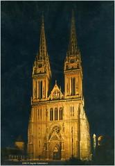 2456 R Zagreb Katedrala a