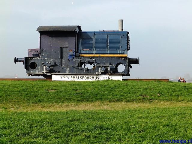 16-11-2013 Wassenaar 25 Km (65)