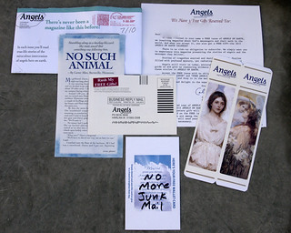Angeles mag   by Judith E. Bell