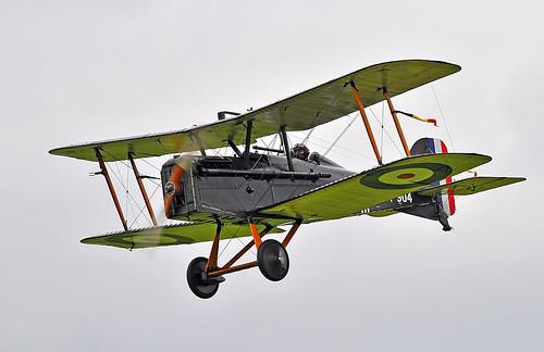 SE.5A,still aloft..
