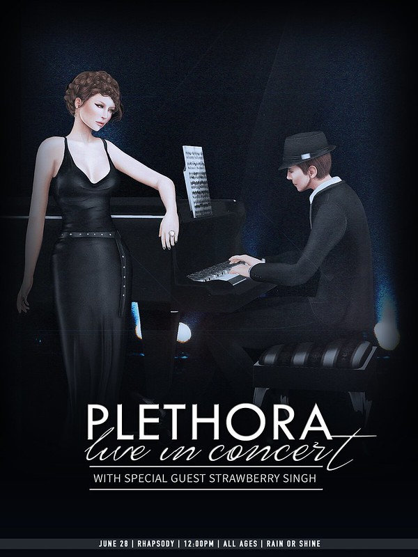 Rhapsody Music Poster - Plethora