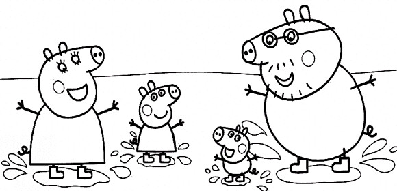 Peppa Pig Colorir Desenhos Do Peppa Pig Para Colorir Pint Flickr