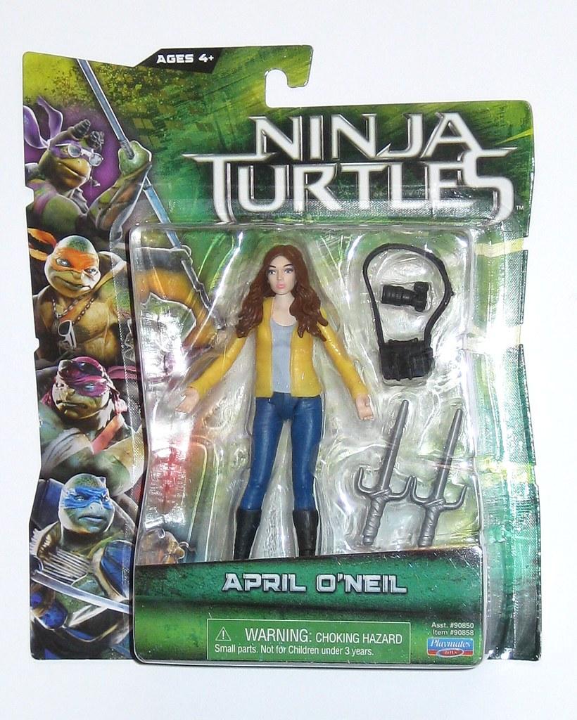 April O Neil Megan Fox Teenage Mutant Ninja Turtle Flickr