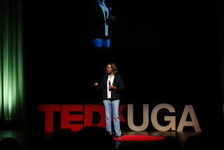 Valerie Babb @ TEDxUGA 2017: Spectrum | by New Media Institute