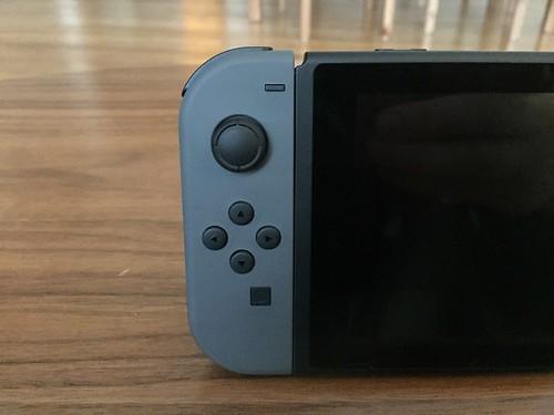 Nintendo Switch - Left Joy-Con Attached | by brettchalupa