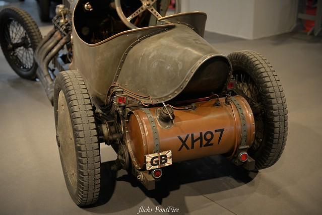 1908 JAP V8 GN Cycle Car