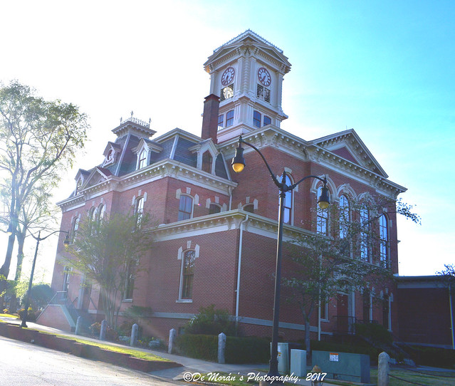 Courthouse, Walton County, GA