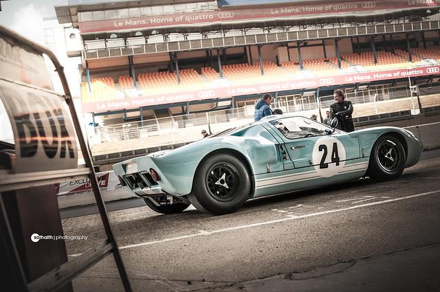 The Emblematic GT40 @ Le Mans