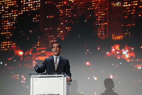 Los Angeles Mayor Eric Garcetti on the Value of Cities | by jurvetson