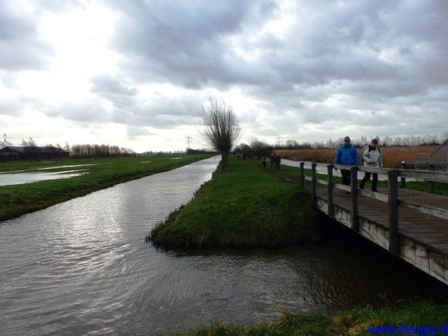 15-02-2014 Woerden 26 Km (28)