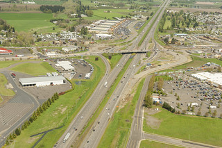 View of Woodburn Interchange | by OregonDOT