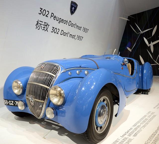 Beijing - 302 Peugeot Darl'mat (1937)
