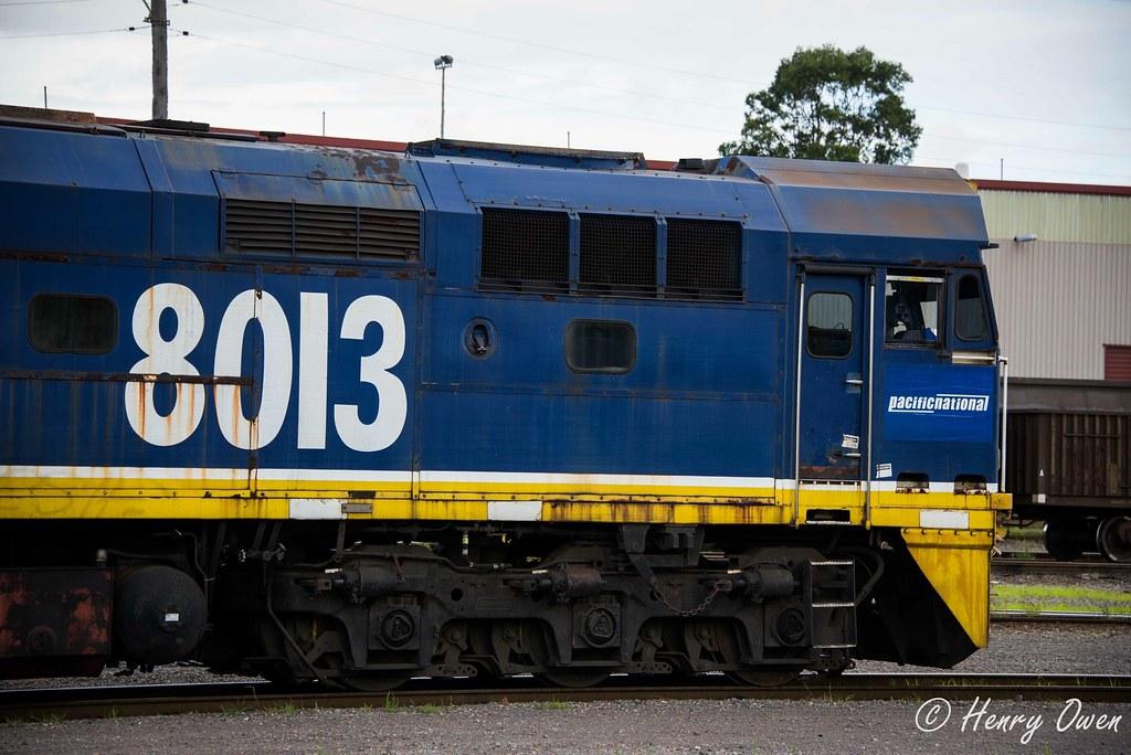 Engine Still Ticking by Henry Owen