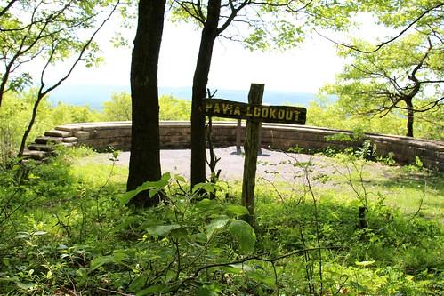 statepark pennsylvania lookout trail blueknob mountainviewtrail pivia