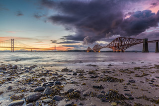 Face Over the Forth | by Christopher Combe Photography